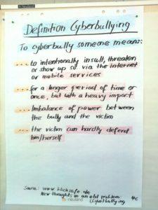 F-Definition of cyberbullying 4c