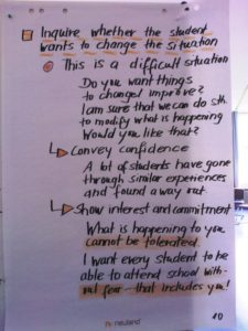 L-talk with the affective student 10