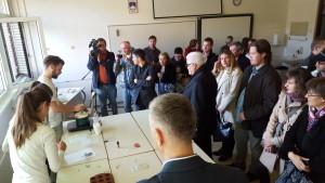 Obisk Ekonomske šole Novo mesto