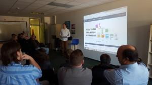 Obisk Podjetniškega inkubatorja Podbreznik