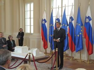 Nagovor predsednika republike Boruta Pahorja