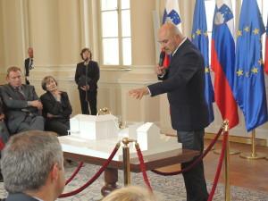 Aleksander Ostan, predsednik ocenjevalne komisije za izbor spomenika žrtvam vseh vojn