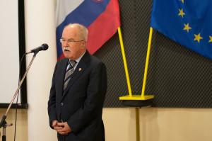 Pozdrav dr. Boštjana Žekša, svetovalca predsednika republike